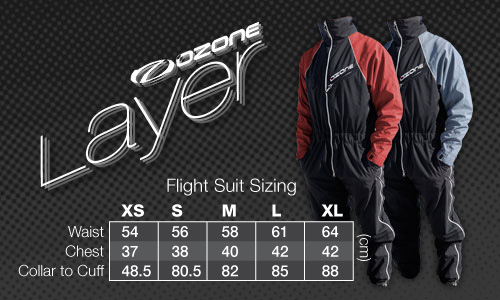 Ozone Flying Suit